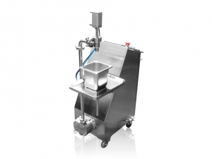 Servo Pump Filler (mobile) <br> KSE-SPF2000M