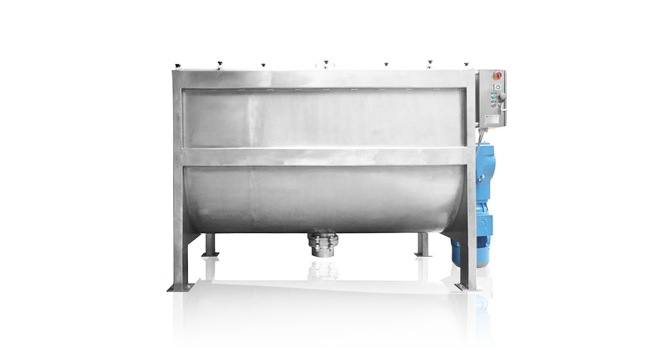 Powder Mixer - Powder mixing machine that gently mixes your powders without any compression.