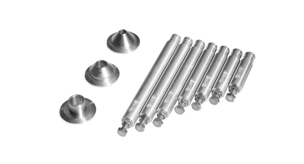 Volumetric Filler - Pneumatic filling machine for liquid, cream, paste or oil product.