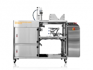 Automatic Bag Fill & Seal machine <br> KSE-ABFS2.0L